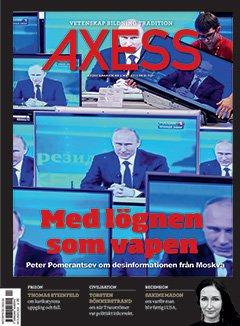 Postmodernism i Putins tjänst